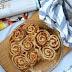mijn dagelijkse gedachten: Cinnamon-Apple Healthy Rolls/Корично-Яблочные Полезные Булочки