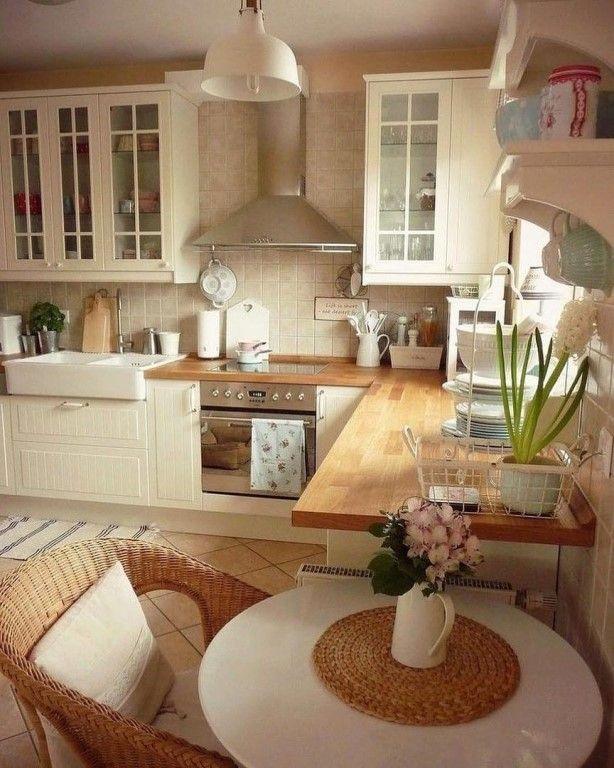 самые уютные кухни фото ничего