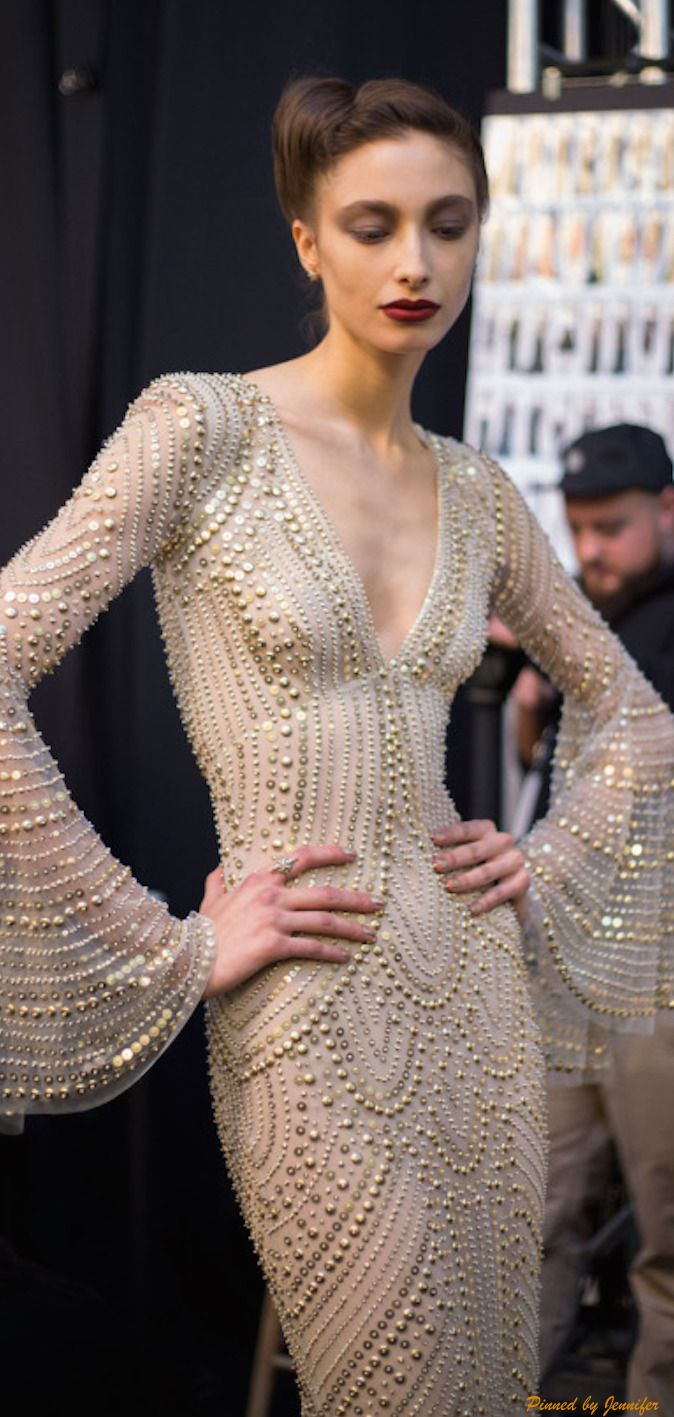 Naeem Khan Fall/Winter 2015
