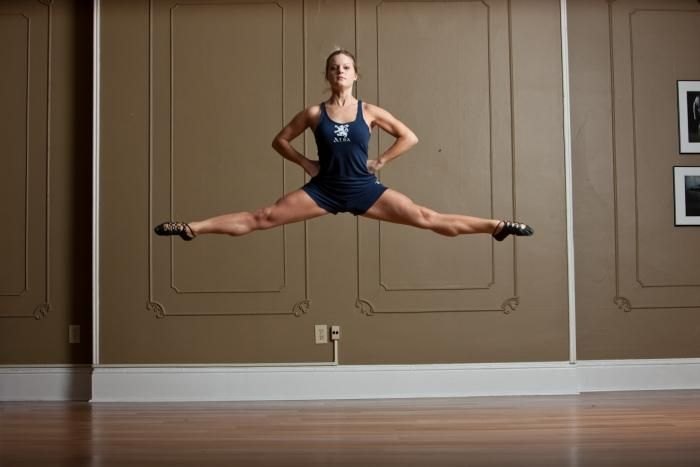 Whoever says highland dance isn't tough clearly hasn't met this girl.