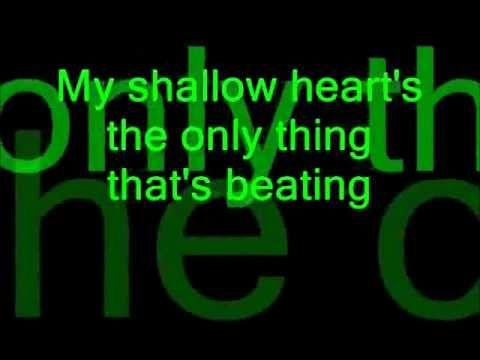 Green day-boulevard of broken dreams (clean) lyrics.wmv