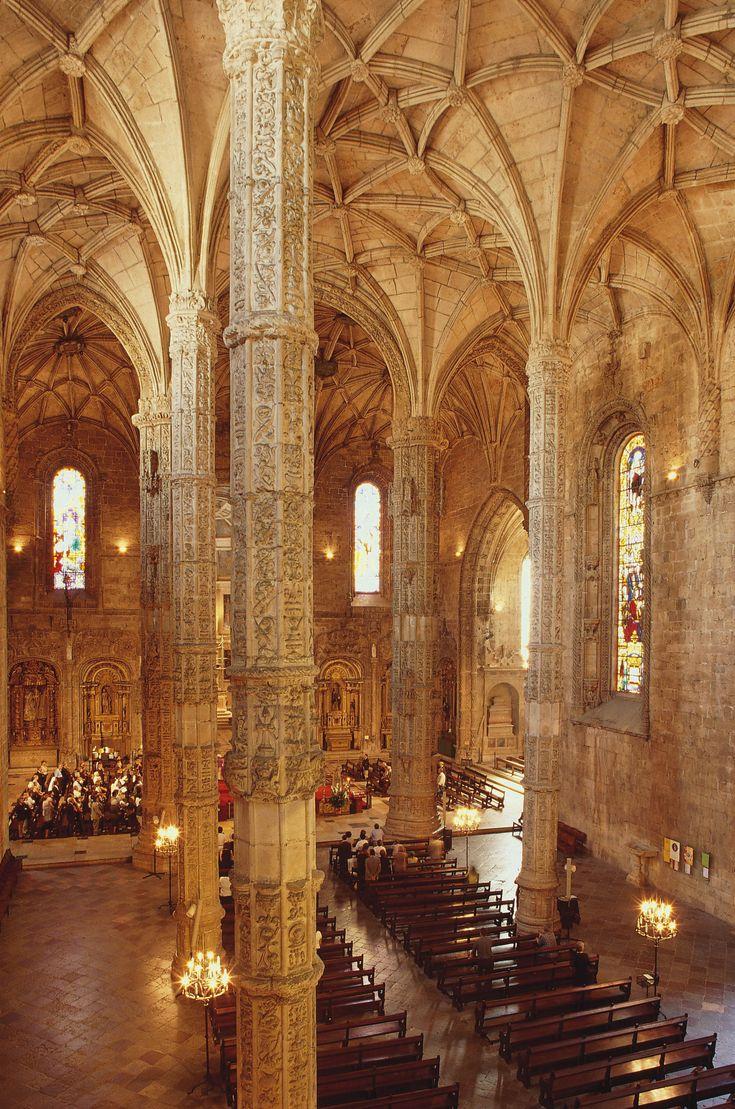 Jerónimos monastery #Lisbon  #Portugal