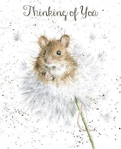 Thinking of you Grandma <3 Hope you are smiling down at these adorable mice I picked just for you. ~ Avalonn <3