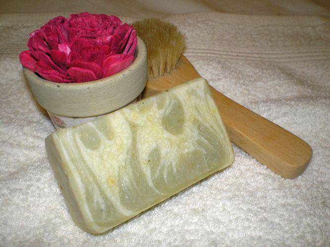 Üde frissesség, uborkás illatmentes szappan