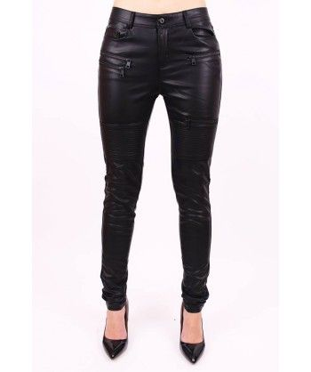 Kožené nohavice N1240