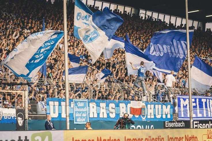 VfL Bochum – VfB Stuttgart   Vonovia Ruhrstadion   7.Spieltag – Saison 2016/2017   1:1 - Tremark   Fotografie aus BochumTremark   Fotografie aus Bochum