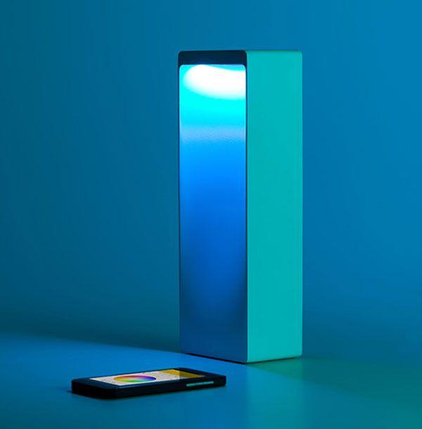 Hybrid Light Speaker by Digital Habits