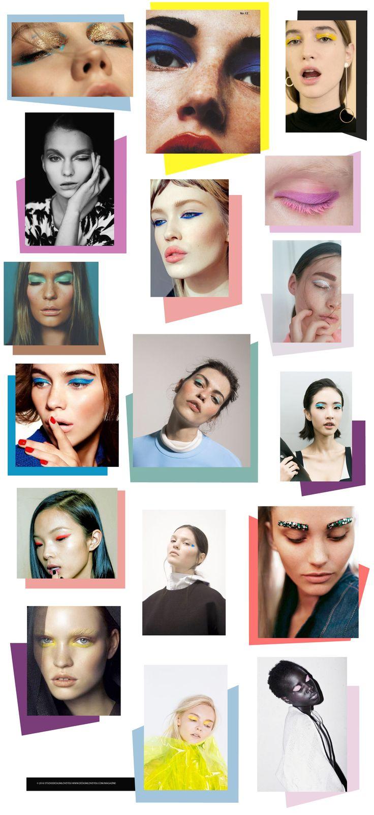 GOOD MOOD - MAGAZINE INSPIRATION du Studio DESIGN I LOVE YOU - Beauty Arty s16/17 Nouvelle façon d'explorer la beauté, traduite par un retour flagrant de la couleur dans un style arty ! Une beauté assumée pour marquer sa singularité et exprimer toute sa créativité ! De l'art sous toutes les coutures !