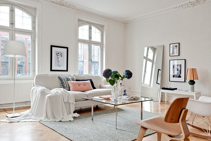GORGEOUS SWEDISH APARTMENT WITH DELIGHTFUL LIGHT | 79 Ideas