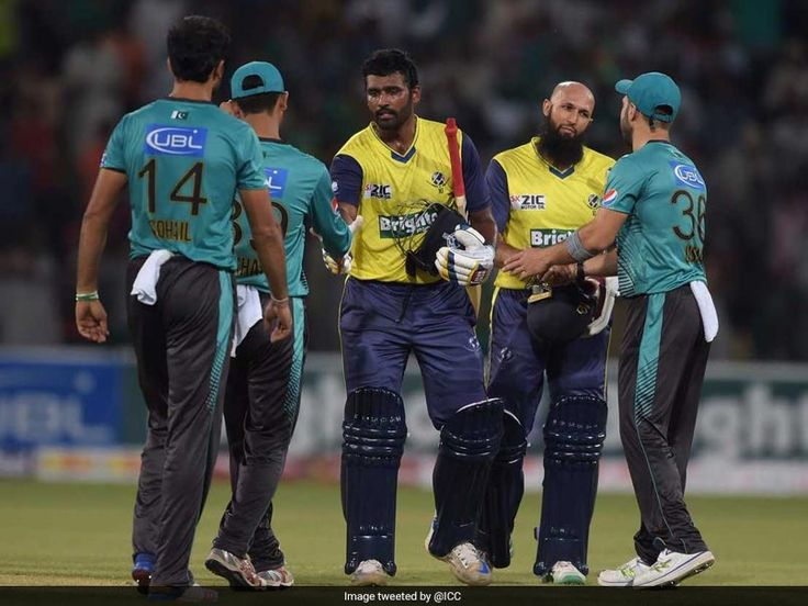Pakistan Vs World XI Live Cricket Score 3rd T20I Hosts Lose Ahmed Shehzad After Blistering Knock - NDTVSports.com #757Live