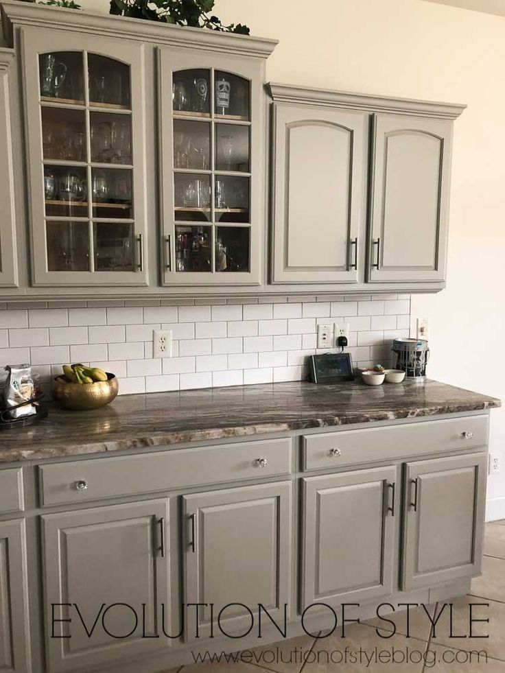 Best Mindful Gray Kitchen Cabinets Grey Painted Kitchen 400 x 300