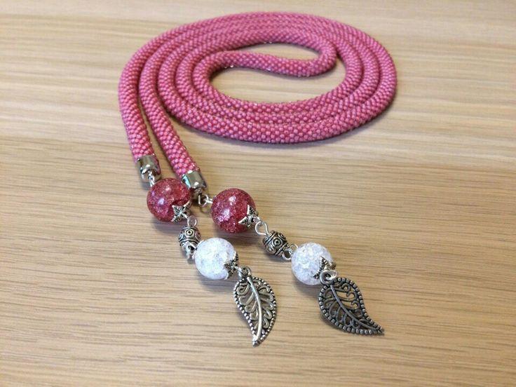 "Лариат ""Розовый фламинго"""