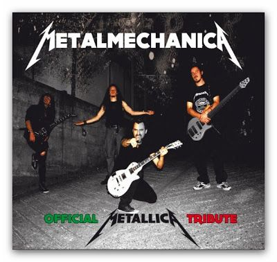 MetalmechanicA - Tribute Metallica - Tour Dates - Attenzione !!! le date dei concerti ... non sono più state aggiornate ......