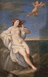 Guido Reni - Arianna (Ariadne) (1638-40); Pinacoteca, Bologna