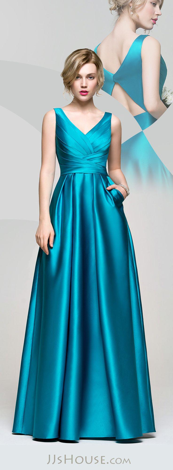Best 25+ Satin bridesmaid dresses ideas on Pinterest