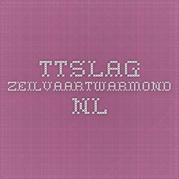 ttslag.zeilvaartwarmond.nl