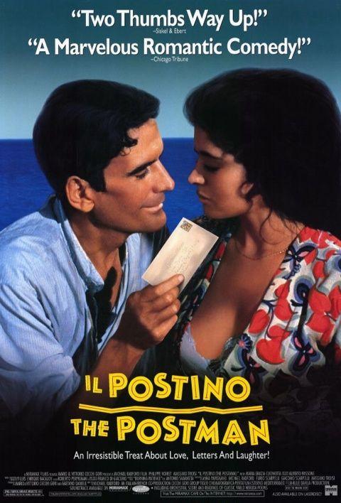 The Postman - Filme que retrata momento recluso da vida de Pablo Neruda. Sensível, ingênuo e romântico. Muito bom. 8/10
