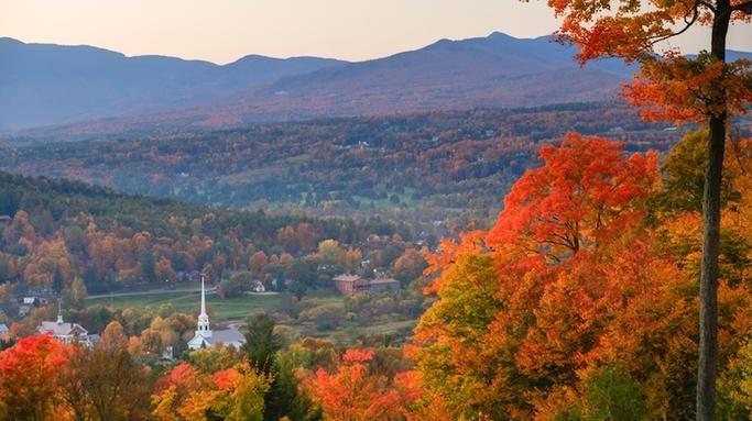 Escapade au Vermont