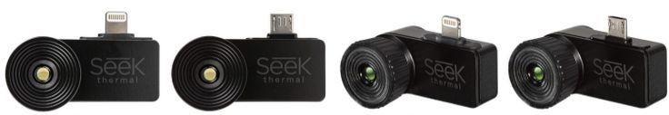Thermal imaging camera for your smartphone | Seek Thermal