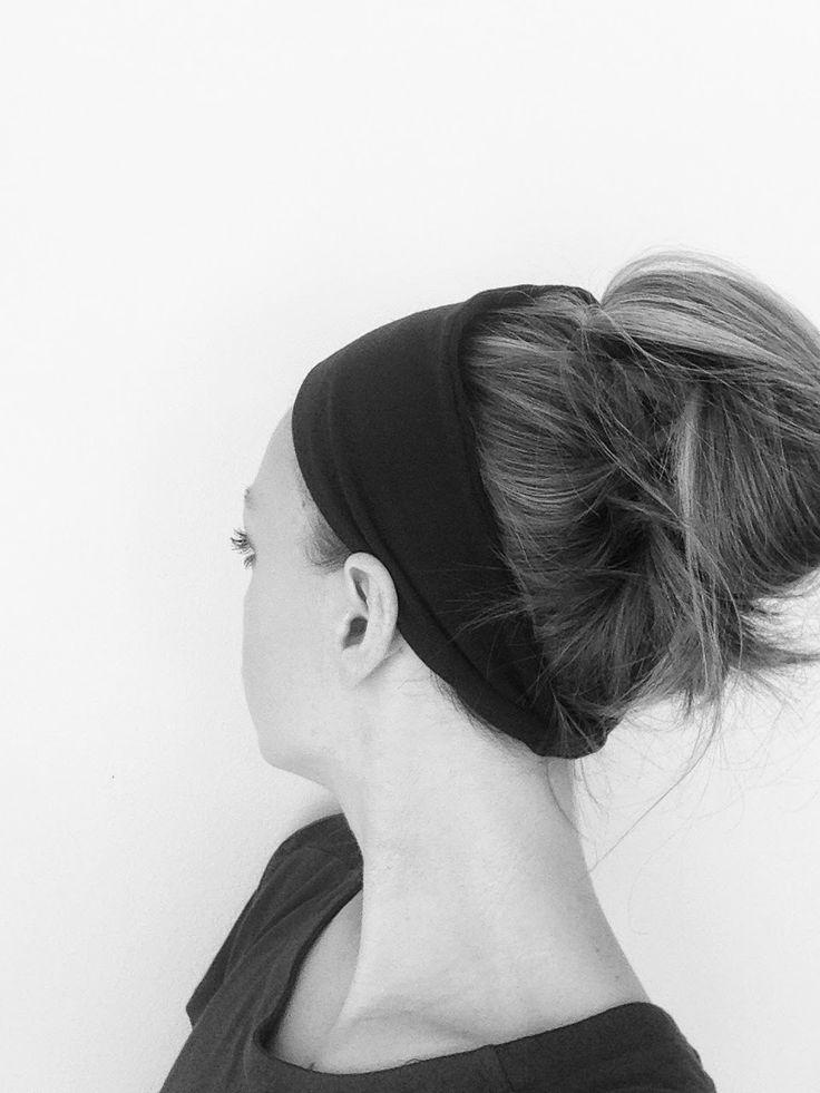 do it yourself divas: DIY Turban-Like Headband