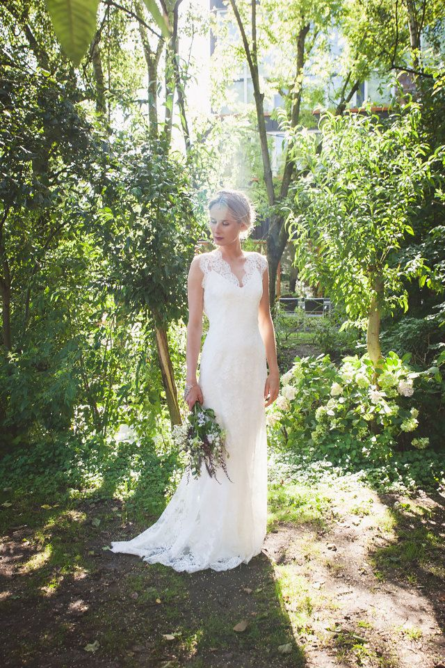 Bohemian trouwjurk in festivalstijl | ThePerfectWedding.nl