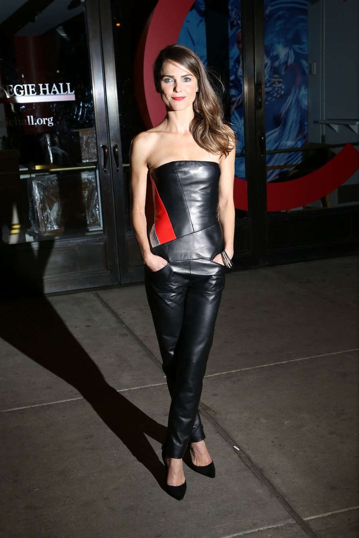 Really. happens. keri russell leather you tell