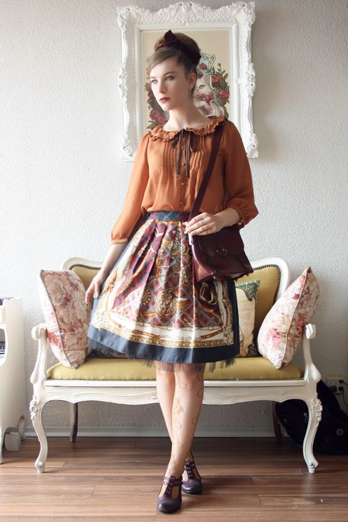 Summer Fashion style Lolita des femmes de coule... N7HAwov