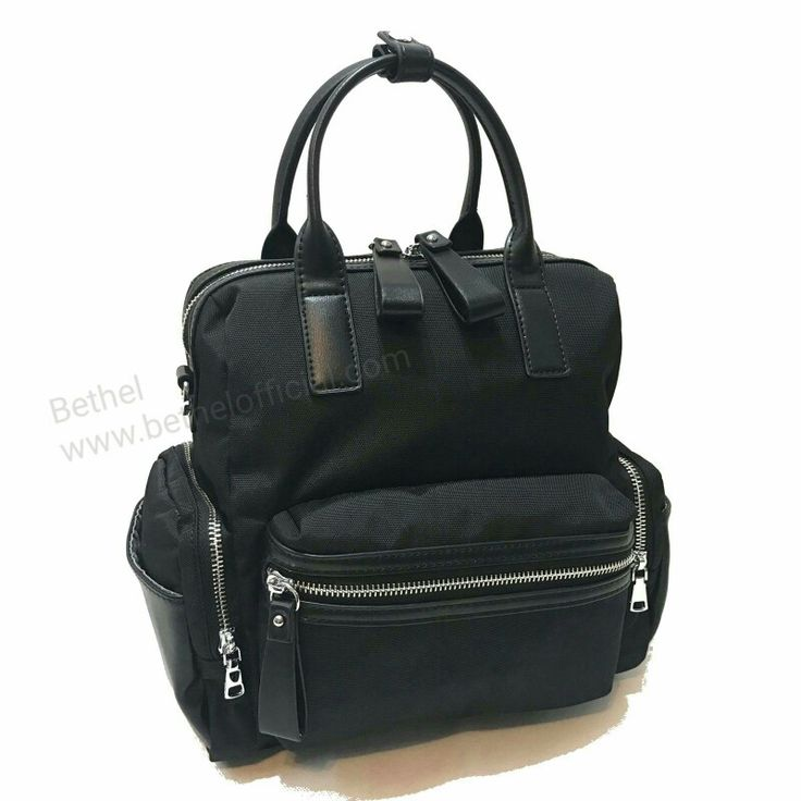 Material : Nylon ll Size: Length 21 - Width 12 - Height 28 cm ll 3 colors ll 2 ways #bags #fashion #accessories #bethel #bethelbags #lady HK$ 298 + HK$118(shipping)