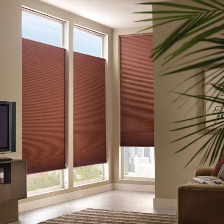 BlindSaver Classic Creations Double Cell Blackout Shades: The BlindSaver…