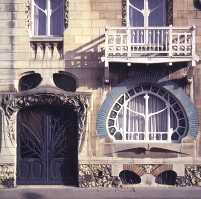 Villa Majorelle, Henri Sauvage, Nancy