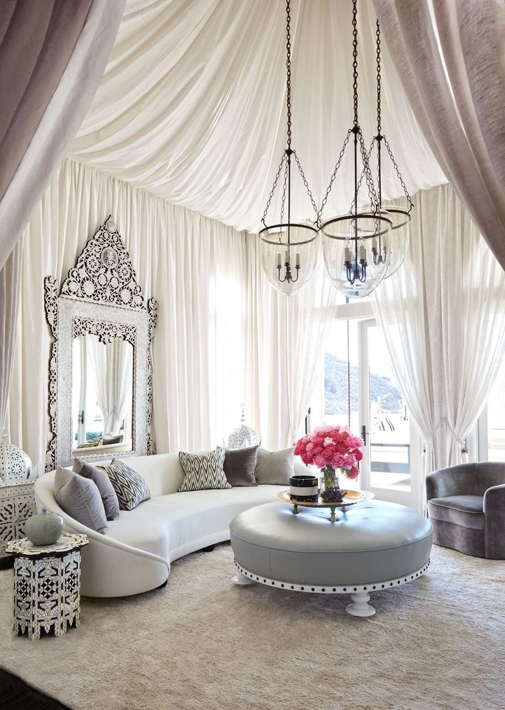 18 magical moroccan interior design that will leave you - Leave you dead in the living room ...
