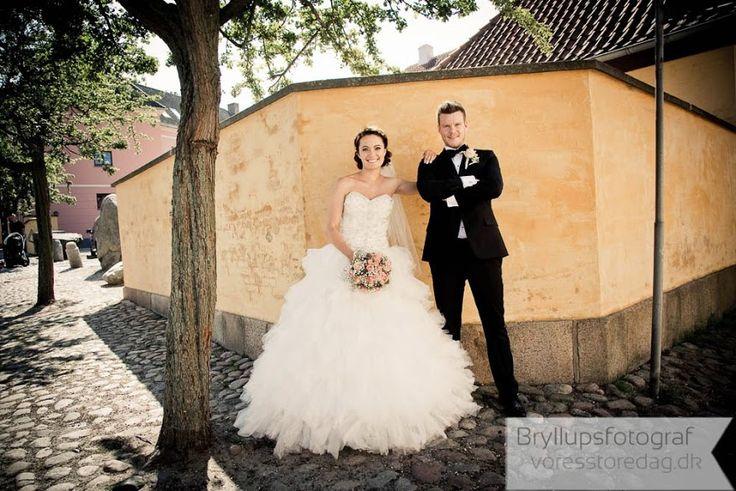 Roskilde bryllup - bryllupsfotograf http://www.voresstoredag.dk