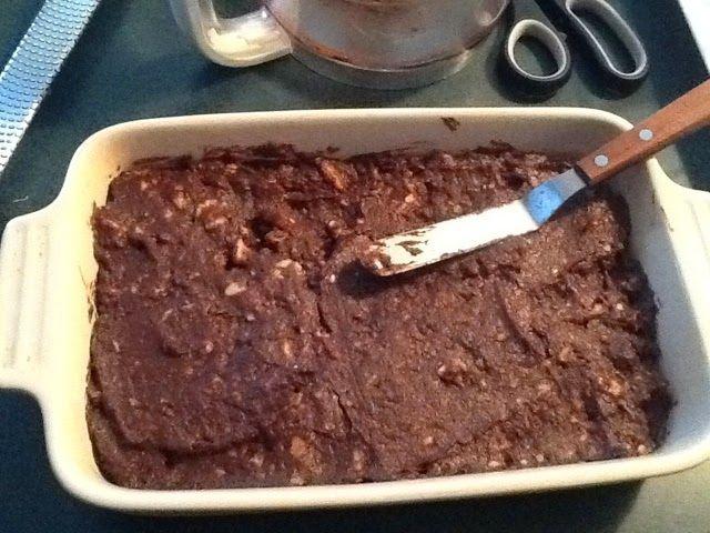 Moolicious Kitchen: Guilt Free Fudge Brownies