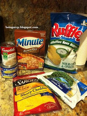 being MVP: Minute® Rice: Quick & Simple Dinner for the Family #LoveEveryMinute @Minute_Rice