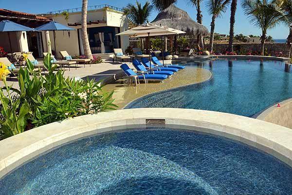Villa Estrella del Mar Puerto Los Cabos 7 bedroom beach front villa