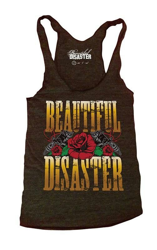 Beautiful Disaster <3