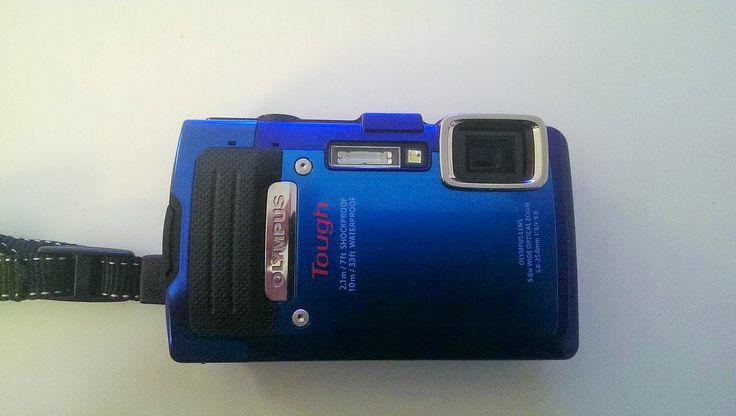 SUP Kamera Olympus TG-830 Erfahrungsbericht