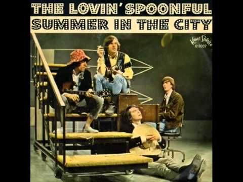 This month July in 1966 we were listening to The Lovin' Spoonful's song Summer In the City which was released early July on the Kama Sutra record label.