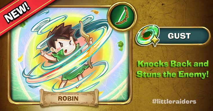 Robin's Special move Gust!
