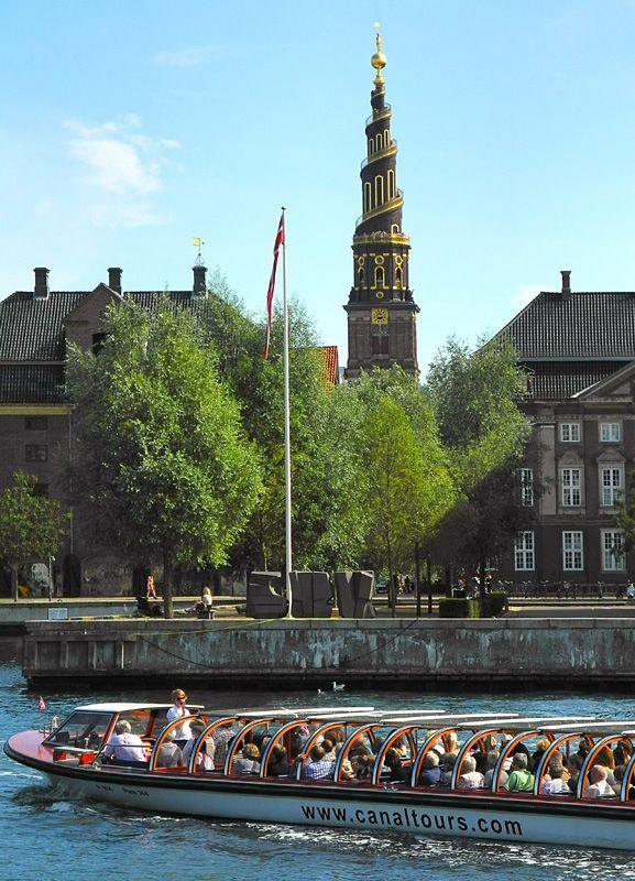A church with a vieW - Copenhagen, Kobenhavn
