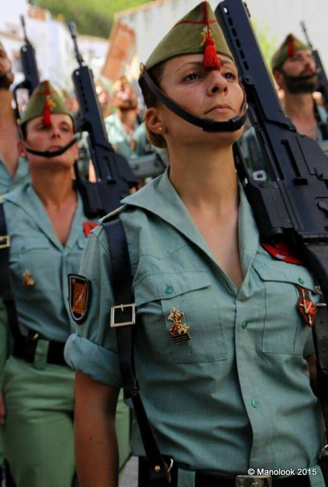 how to join the spanish foreign legion