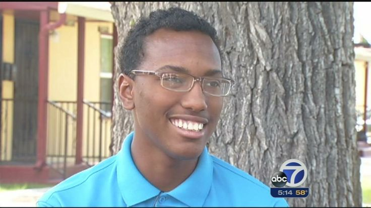 Formerly homeless Hayward teen, Kyle Evans, accepted to Ivy League school (Brown University)