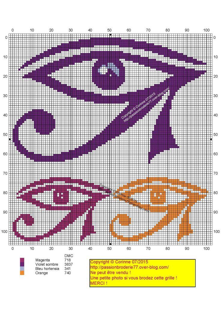 Oeil d'Orus