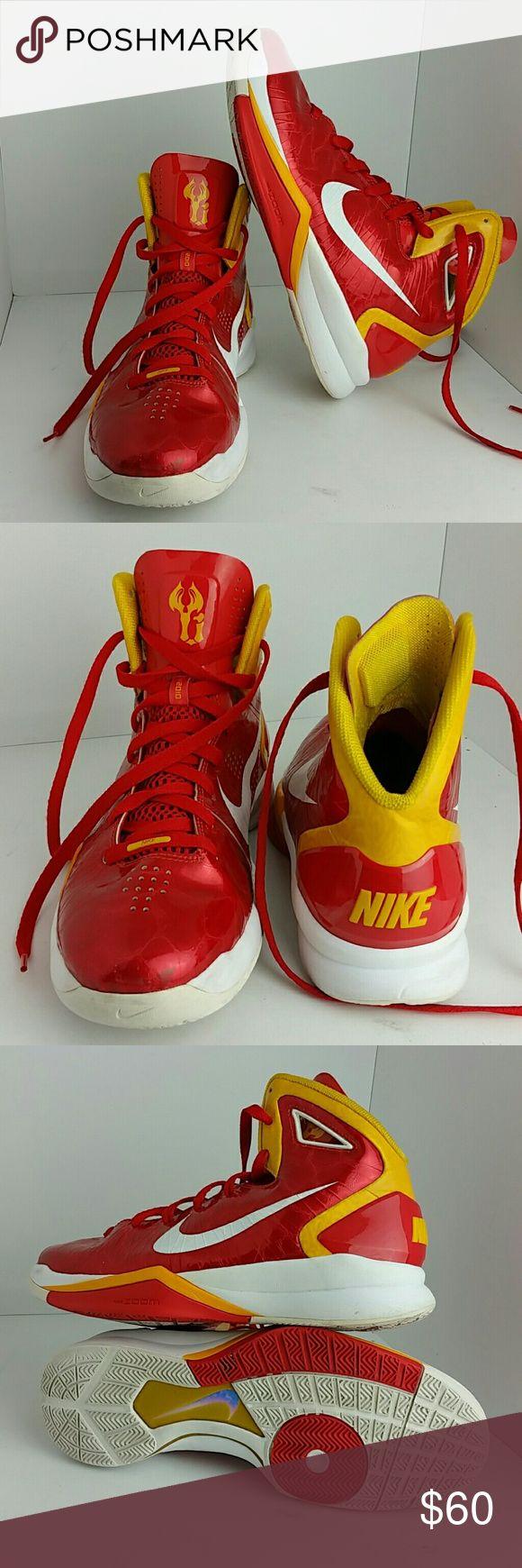 NIKE HYPERDUNK 2010 YI JIANLIAN CHINA PE VERY CLEAN INSIDE-OUT   SKE # TU2 NIKE Shoes Athletic Shoes