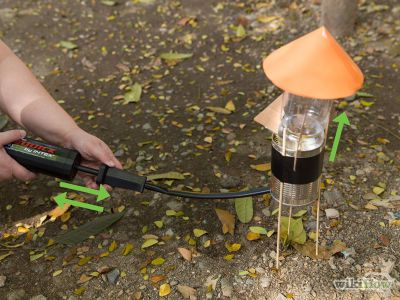 Cómo hacer un cohete de agua -- vía es.wikiHow.com