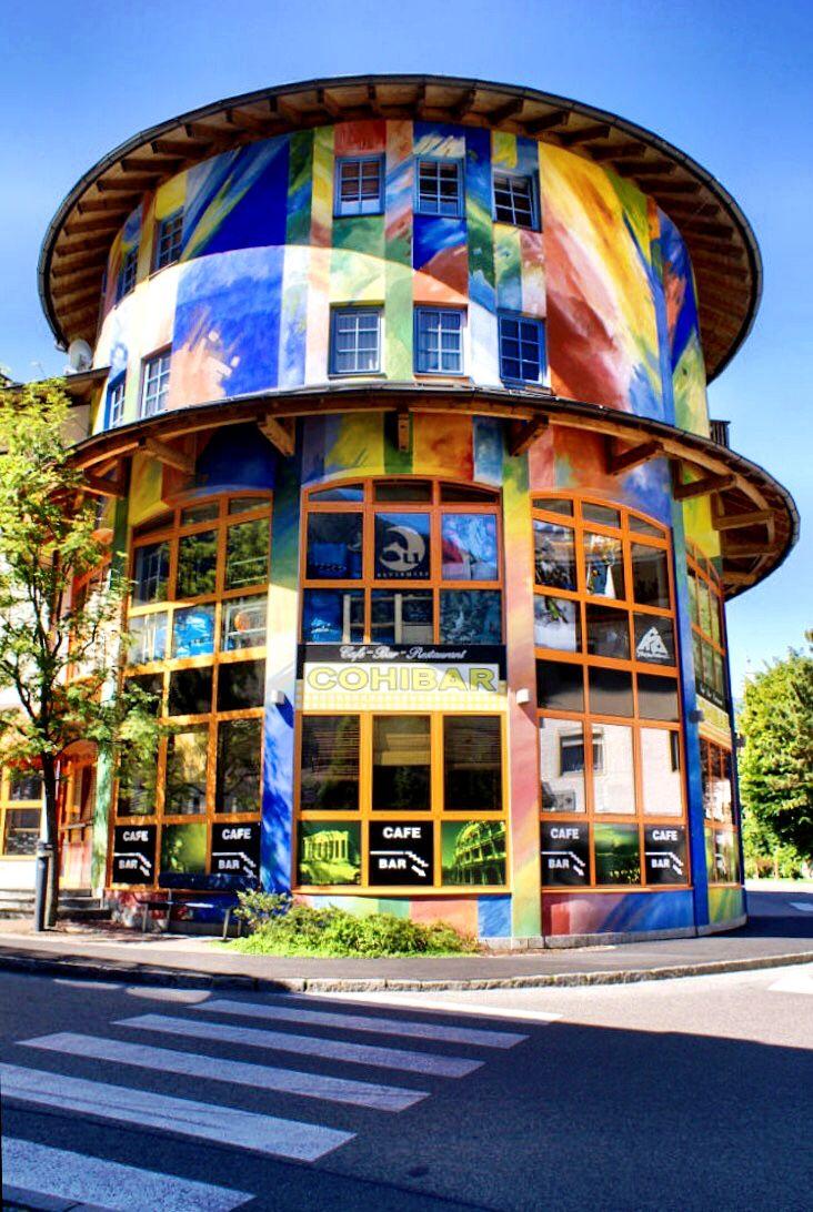 Cohibar Cafe - Mayrhofen, Tyrol, Austria
