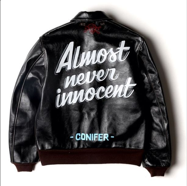 Top Export Quality Satin Raglan Sleeve Embroidered Leather Jackets With  Artwork on Back For Women 2018