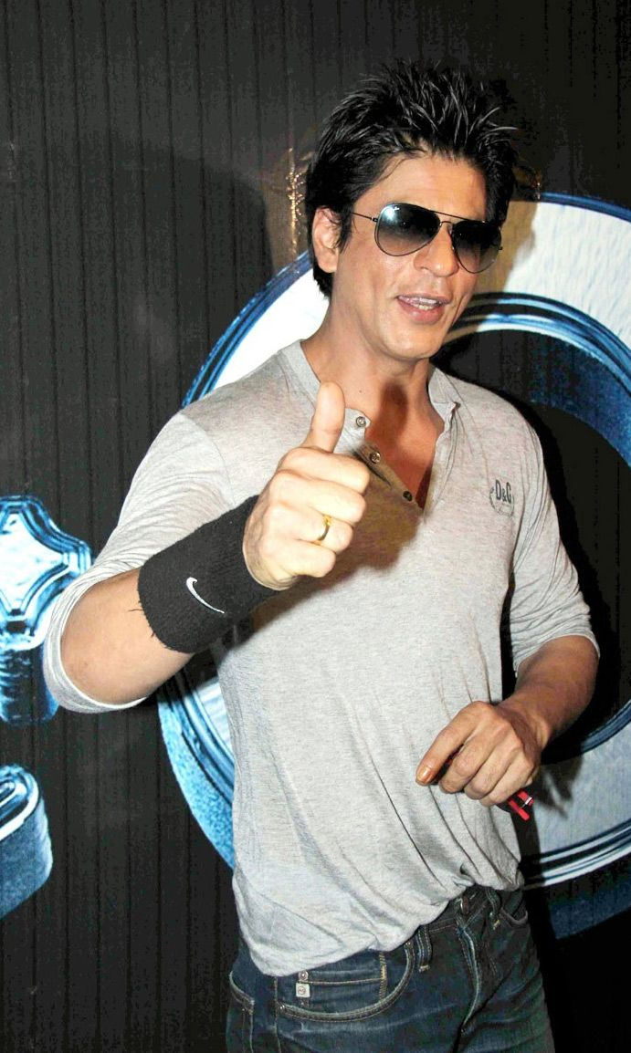 shahrukh khan movie Ra One promotion - Times of Ummah - News, Sports ...