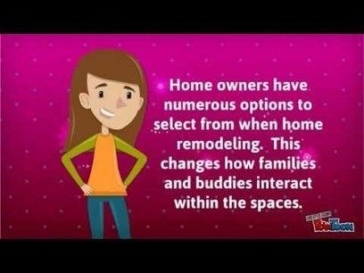 Remodeling a Kitchen: Ideas for spacious Homes - YouTube