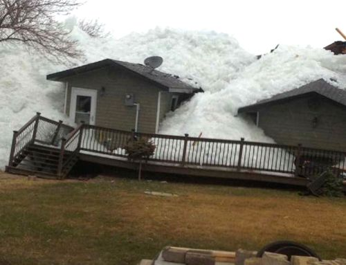 Ice tsunamis overwhelm lakeside homes - environment - 16 May 2013 - New Scientist